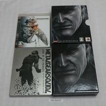 Sony PS2 Metal Gear Solid 4 Edizione Limitata Lavoro Ntsc-J Giapponese 1... - $24.24