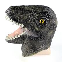 Jurassic Park Raptor Halloween Cosplay Season Dinosaur Natural Latex - $38.08 CAD