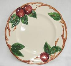 Franciscan Apple Salad Plate Made in USA Vintage TV Backstamp Age Spots ... - $4.94