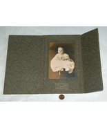 Early 20th Century Black & White Baby Photo Picture The Felix Photo Studio  - $12.85