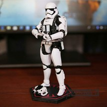 "Star Wars 8 The Last Jedi First Order Stormtrooper Gunner 6"" PVC action... - $34.90"