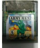 ARMY MEN (Nintendo Game Boy Color) Cartridge On... - $8.99