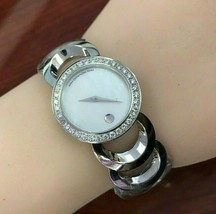Movado Rondiro With Factory Diamonds Stainless Steel Women's Watch 84 E4... - $1,336.50