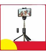 Bluetooth Selfie Stick Mini Tripod Extendable Wireless Monopod Smartphon... - $22.26