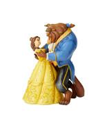 "9"" Belle & Beast Dancing ""Moonlight Waltz""  by Jim Shore Disney Traditions - $108.89"