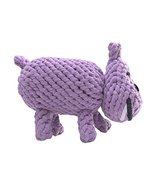 Panda Legends Knot Rope Ball Chew Dog Puppy Toy Pet Chew Toy Cute Hippo - $16.66