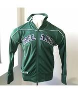 Lansdowne Ireland Raglan Road Pub Unisex Athletic Jacket Made In Ireland... - $24.61