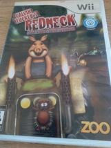 Nintendo Wii Calvin Tucker's Redneck Farm Animals Racing Tournament - Complete image 1