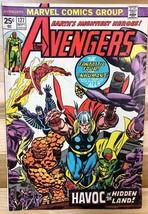 THE AVENGERS #127 (1974) Marvel Comics VG+ - $9.89