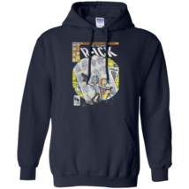 Days Of Future Rick Pullover Hoodie 8 oz. - $37.95+