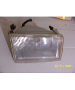 1988 1989 CONTINENTAL LEFT HEADLIGHT OEM USED LINCOLN 19 90 91 92 93 94 - $157.41