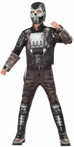 Crossbones Captain America Civil War Fancy Dress Up Halloween Child Costume - $38.51