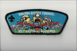 Golden Empire Council 2017 National Jamboree JSP (F) - $8.91