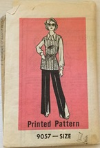 Anne Adams Printed Pattern 9057  Misses' Pants,... - $9.99