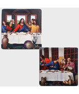 "The Last Supper set of two plates: ""Given for You"" and ""In Remmenbrance ... - $119.00"