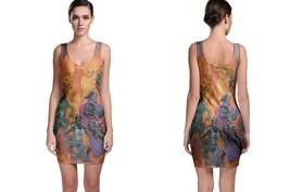 Avengers Unity Division Women's Sleevless Bodycon Dress - $21.80+
