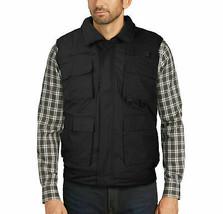 Men's Premium Multi Pocket Zip Up Military Hunting Utility Vest w/ Defect 4XL