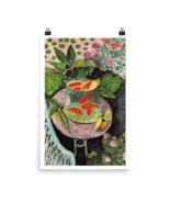Henri Matisse, Goldfish, 1912 Artwork Poster - $6.88+