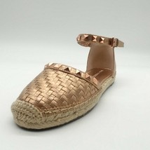 Marc Fisher Graze Womans Ankle Strap Studded Sandal Pink Cushioned Sz 5 M NEW - $29.98