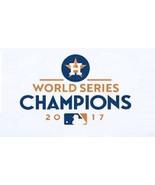 Houston Astros 2017 World Series Champs - Magnet - $7.99