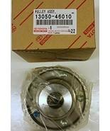 1305046010 GENUINE TOYOTA SUPRA LEXUS CAMSHAFT PULLEY OEM 1305046010 - $99.00