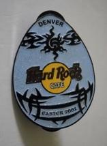 Hard Rock Cafe Pin Colorado Denver Easter 2002 Egg - $3.71