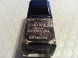 Wet n Wild Coloricon DIAMOND IN THE ROUGH Nail Polish Lacquer Color - gl... - $5.45