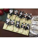 children's Wooden Clips,Memo Clips,Clothespins,Birthday Party favor Deco... - $3.20+