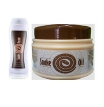 TianDe Snake Factor Shampoo and Snake oil  mask - $42.05