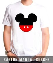 Mickey Mouse  Tee T-shirt Size S - 2XL - £10.89 GBP+