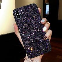 Bling Glitter Sequins Phone Case For huawei P20 Lite Matte TPU Case p20 pro cove - $12.99