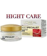 L'OREAL Age Specialist 45+ Anti-Aging NIGHT Face Cream 50ml. - $14.41