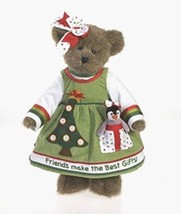 "Boyds Bears ""Carol Lee Goodfriend w/Freezie"" #4019126- 12"" Plush Bear-  ... - $59.99"
