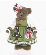 "Boyds Bears ""Carol Lee Goodfriend w/Freezie"" #4019126- 12"" Plush Bear-  ... - $59.99"