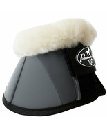M Professional Choice Flexible Comfort Horse Spartan Fleece Bell Boots C... - $43.55