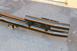 97-06 Chrysler Jeep Wrangler TJ Rear Metal Bumper W/ Tow Hitch SMITTYBILT image 8