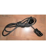Viking Husqvarna 6430 Power Cord w/3 Slot Plug Works - $15.00