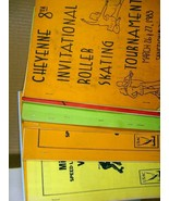Lot of 7 Skating Program Books 1979-1983 - $11.69