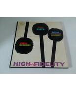 HAROLD FABERMAN AND SONYA BALOGH SIGNED PROGRAM AND LP - RARE - FREE SHI... - $466.57