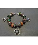Authentic Pandora bracelet with Disney Animal Kingdom Theme (#1) - $82.00