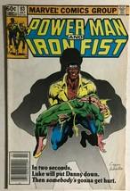 POWER MAN & IRON FIST #83 (1982) Marvel Comics VG - $9.89