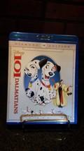 101 DALMATIANS Disney Diamond Edition DVD (only) w/Authentic Slipcase - $12.85