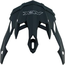 AFX Peak for FX-41DS Helmet Flat Black 0132-0776 - $36.95