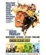 Stay Away, Joe - 1968 - Movie Poster - $9.99+