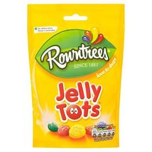 Rowntrees Jelly Tots 10 bags x 150g  - $79.99