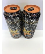 Rockstar Energy Drink Pure Zero Mango Orange Passion Fruit 16oz Cans - $16.99