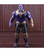 Avengers Infinity War Thanos Figure PVC Avengers Marvel Action Figures T... - $13.52