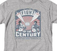 Rocky movie 1976 Fight of the Century Balboa vs Creed graphic t-shirt MGM357 image 2