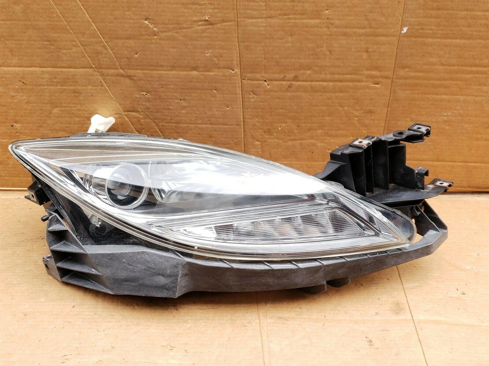 09-10 Mazda 6 Mazda6 Halogen Headlight Head Light Passenger Right RH