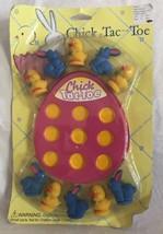 Easter Toy Basket Stuffer Baby Chicks Rabbits Tic Tac Toe Game Target 20... - $13.99